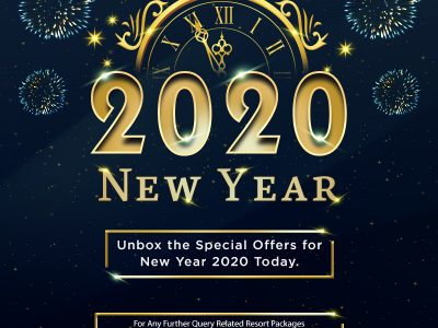 New Year Packages 2020| New Year Packages near Del