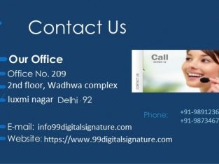 Digital signature certificate in gurgaon