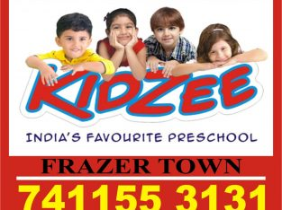 Kidzee Frazer Town | 1213 | 7411553131 for Nursery
