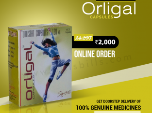 Orligal 120mg Capsule At Affordable Price India