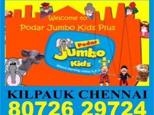 Podar Jumbo Kids Plus | Online Learning | 80726297