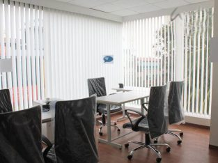 Have your dedicated office space