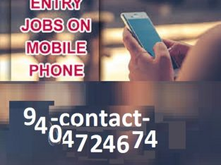 job online home without investment