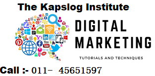 First Digital Marketing Institute With 100% Job.