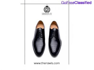 Rawls Luxure – Handcrafted leather shoes for men 1