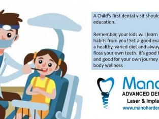 best dental doctor in vizag Manohar dental care