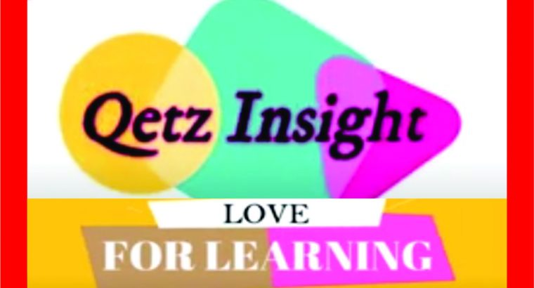 Qetz Insight   Please Subscribe like and share   1