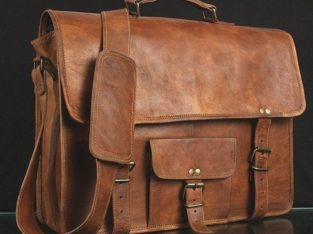Craftshades – 15″ Classic Handcrafted Leather bag