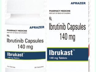 IBRUTINIB 140 MG Supplier in KUWAIT
