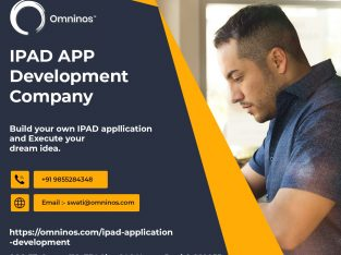 IPAD APP Development Company | Omninos Solutions