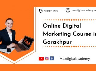 Digital Marketing Course in Gorakhpur