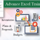 Excel Course in Noida, Sector 1,2,3 15,16