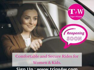 Rideshare For Women