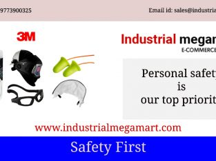 3M Safety supplier & dealer Noida – 09773900325