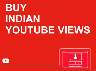 buy real and genuine indian youtube views