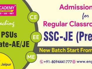 Choose Best SSC JE Coaching in Agra – Engineers Ac