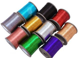 Threads For Embroidery | Zari Thread For Crafts