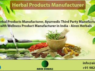 MLM Health and Wellness Products Manufacturer, MLM