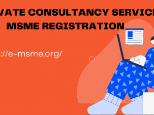 Service of new udyam registration for msme