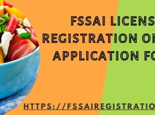 Service of fssai registration for food operator