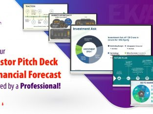Customized Pitch Deck Design Services – Ekaa Pitch