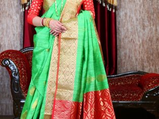 Contemporary and Stylish PC brand sarees online