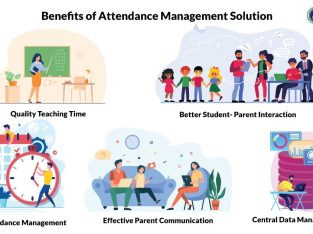 Attendance Management System for Schools