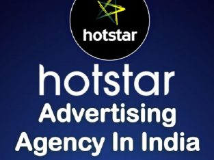 We are leading top Hotstar advertising agency in I