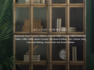 Accent Furniture   Decor Redefined