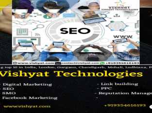 VISHYAT TECHNOLOGIES – SEO SERVICES COMPANY IN IN