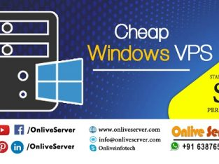 Grow your business with Cheap Windows VPS by Onliv