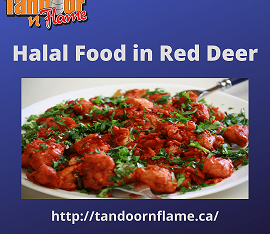 Are you looking for Halal food in Red Deer