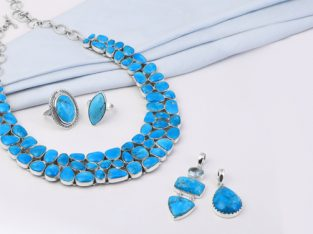 Buy Silver Turquoise Jewelry
