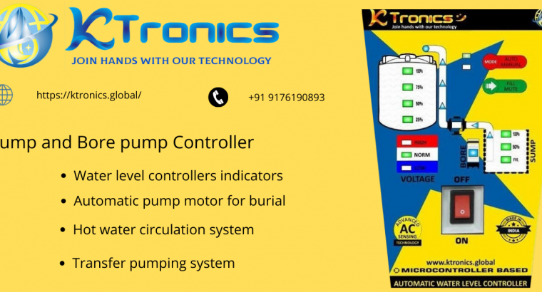 automatic water level controller in chennai
