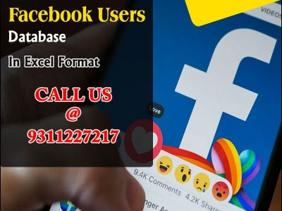Facebook Users Database Provider – 9311227217