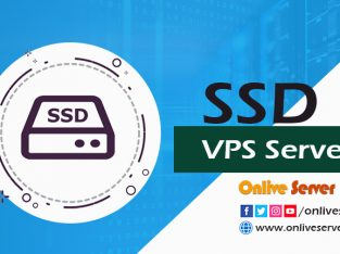 Choose Powerful SSD VPS by Onlive Server